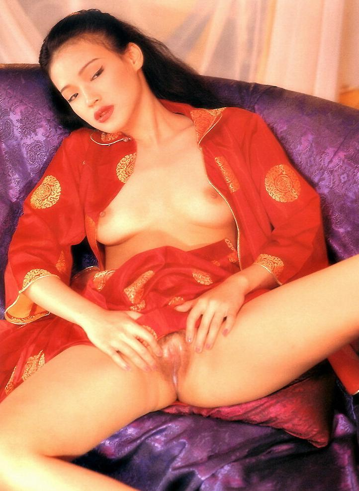 Part the nude shu qi yes Harley stunner